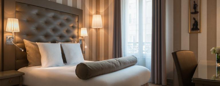 Hôtel Saint Cyr Étoile image Chambre Deluxe