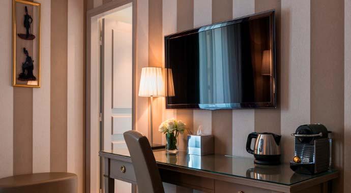 Hôtel Saint Cyr Étoile - Pour votre détente