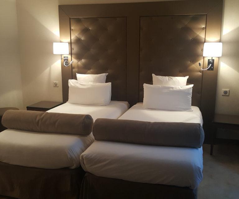 Hôtel Saint Cyr Étoile image Twin Room