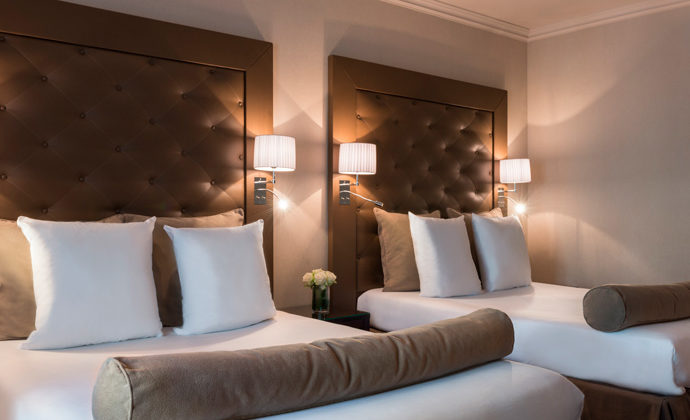 Hotel Saint Cyr Etoile image Family Room