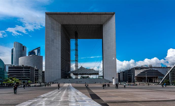 Hôtel Saint Cyr Étoile image La Défense