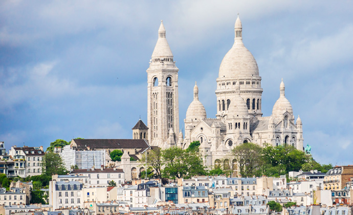 Hôtel Saint Cyr Étoile image Montmartre