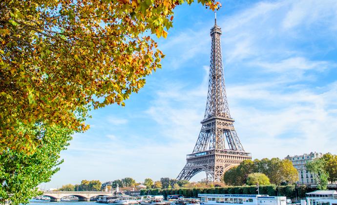 Hôtel Saint Cyr Étoile image Tour Eiffel