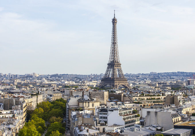 Hôtel Saint Cyr Étoile image Offre Spéciale été à Paris