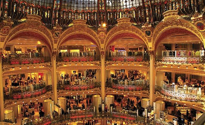 Hôtel Saint Cyr Étoile image Les grands magasins