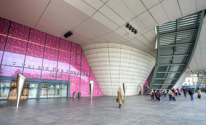 Hôtel Saint Cyr Étoile image Palais des Congrès