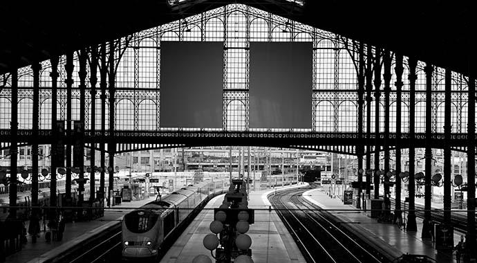 Hôtel Saint Cyr Étoile image Depuis les gares